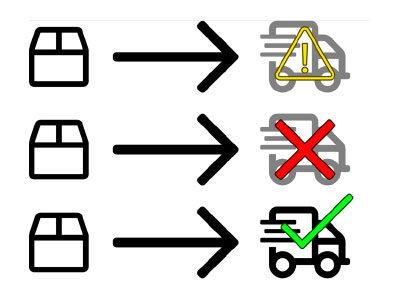 Antifragile Logistics
