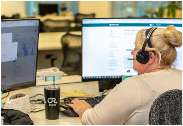 24/7 Exceptions Assist™ Team work to make sure your SLAs are always met