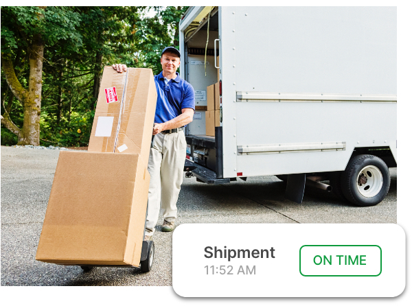 Always, on-time deliveries with OneRail's last mile courier network