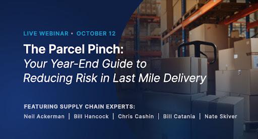 OneRail Webinar: The Parcel Pinch